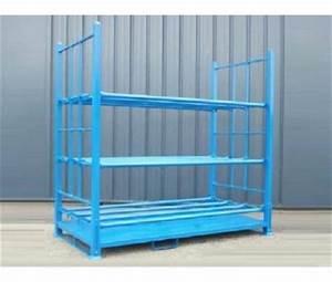 Rack A Pneu : conteneur rack pneus repliable devis ~ Dallasstarsshop.com Idées de Décoration