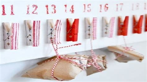 idee de bureau a faire soi meme comment faire un calendrier de lavent
