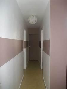 couloir couleur lin fashion designs With attractive idee couleur peinture couloir 17 decorer facil