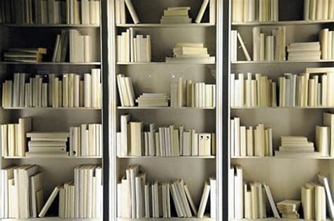 white books for decoration 20 bookshelf decorating ideas