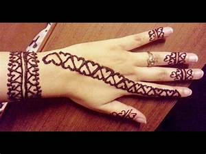 Simple Henna Designs For Beginners Step By Step | Joy ...