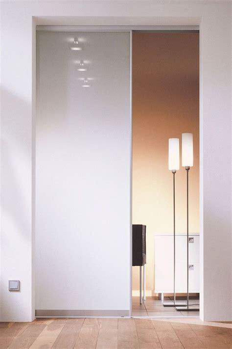 Schiebetüren Glas Wohnzimmer by Glast 252 R Zum Schieben Mit Milchglas Glast 252 R Innen