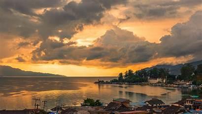 Toba Indonesia Lake Malindo Air International Launches