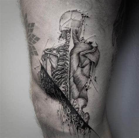 creative  unique tattoos  men tattooblend