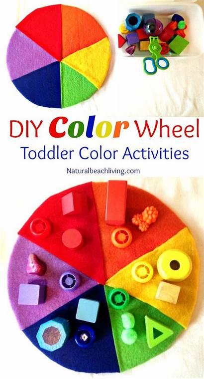 Activities Colors Toddlers Preschool Teaching Toddler Easy