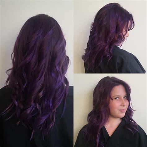 Vibrant Hair by Vibrant And Purple Hair Hair