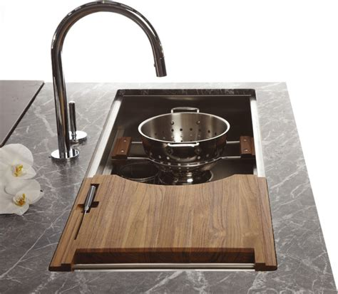 the kitchen sink nyc stainless steel by mick de giulio for kallista modern