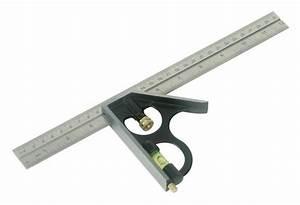 Sealey AK6095 Combination Square 300mm (AK-6095)