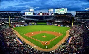 Texas Rangers Seating Chart Rangers Seat Chart View