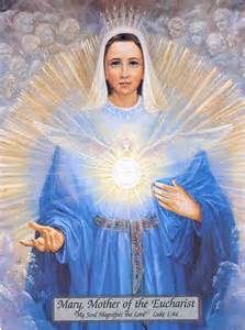 Our Lady of the Holy Eucharist