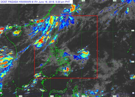 To ensure storm forecasts are as exact as possible, the philippine weather bureau pagasa collaborates closely with its german in 2009, typhoon emong struck the philippine town of bolinao. PAGASA monitoring LPA off Eastern Samar