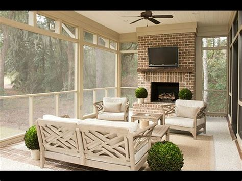 screened porch new home dreaming ideas