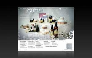 Christmas Flyer Design Print Advertising Portfolio Graphic Designer Brian