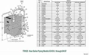 Series 63  64 U2122near Boiler Piping Kit