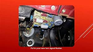 Ford Ranger - Turn Signals Won U0026 39 T Flash