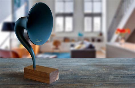 wallpaper gramovox bluetooth gramophone  sound