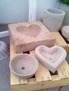 Formen Für Beton : gartendeko aus beton anleitung und 33 kreative ideen ~ Markanthonyermac.com Haus und Dekorationen