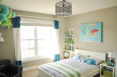 bodhis travel inspired big boy room  modern