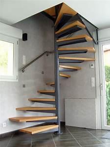 Escalier Quart Tournant Colmar Escalier Design