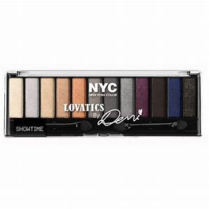 NYC Lovatics By Demi Eye Palette 010 Showtime 16 g - £2 25