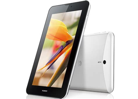 huawei mediapad 7 vogue android tablet also makes phone calls
