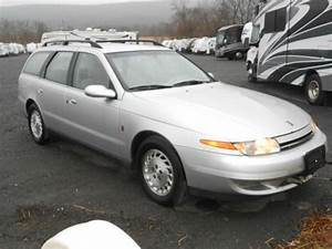 Sell Used 2001 Saturn Lw2 V6 Automatic Set Up For Flat