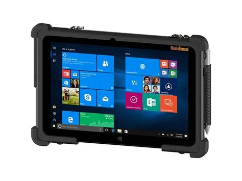 Windows Mobile Tablet by Rugged Tablets