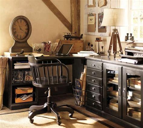 bureau angle bois bureau bois design 50 belles propositions