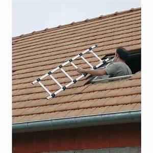 Echelle De Toit : chelle de toit modulaire en aluminium crochet de ~ Edinachiropracticcenter.com Idées de Décoration