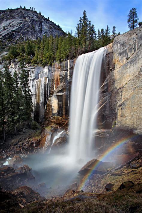 Vernal Falls Yosemite National Park