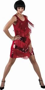 Déguisement Années Folles : d guisement charleston rouge brillant femme deguise toi achat de d guisements adultes ~ Farleysfitness.com Idées de Décoration