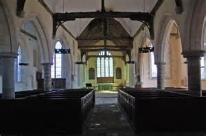interior st matthews church warehorne  julian p