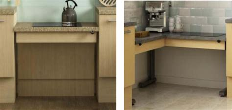 wheelchair accessible kitchen design kbsa accessible kitchens kbsa 1244