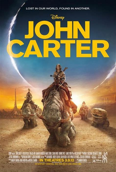 cast of john carter from mars john carter andrew stanton 2012 scifi movies
