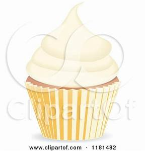 Royalty-Free (RF) Clipart of Cupcakes, Illustrations ...