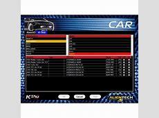 KTag Chiptuning Kit Alientech KTag Chip Tuning for Car