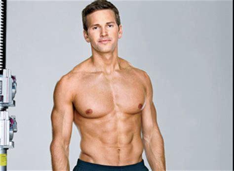 shirtless schock  mens health