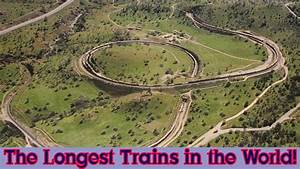 Top 5 longest train in the world 2017 | Largest train ...