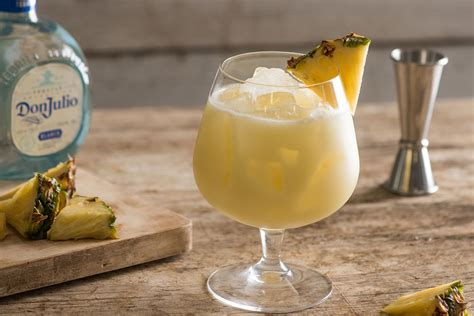 tequila drink how to make tequila pina colada cocktail recipe