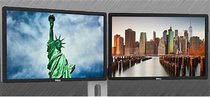 Monitors Multiple Desktop Windows Vista Wallpapers Dual