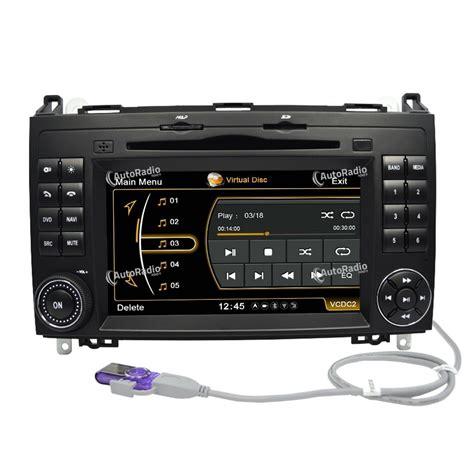 Usb port accepting any usb stick/drive. Descubra todas las novedades: Autoradios DVD GPS Bluetooth Mercedes Benz A B Class W169 W205 a ...
