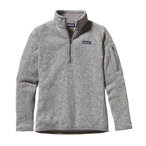 Patagonia Women's Better Sweater® Quarter Zip Fleece