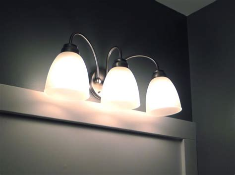 Bathroom Light Fixtures At Home Depot by 8 Best Images About Home Depot Bathroom Light Fixture On