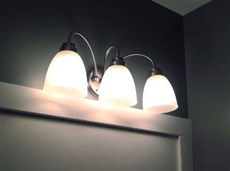 Home Depot Bathroom Light Fixtures by 8 Best Images About Home Depot Bathroom Light Fixture On