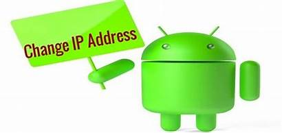 Ip Address Change Android Device Local