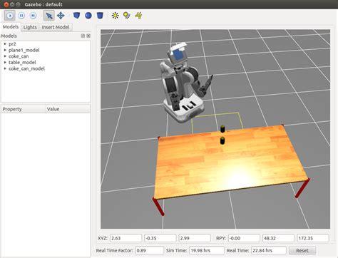Gazebo Ros Pr2 Drifts Time In Gazebo Ros Answers Open Source