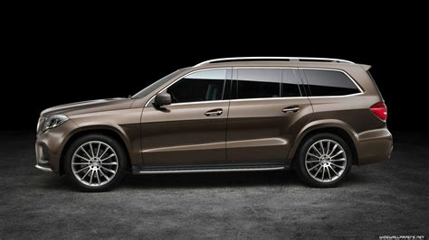 Mercedes Gls Class Hd Picture by Mercedes Gls Wallpapers Wallpaper Cave