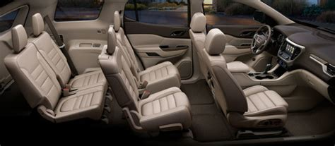 gmc acadia review   luxury cars