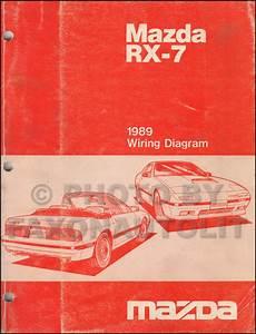1989 Mazda Rx