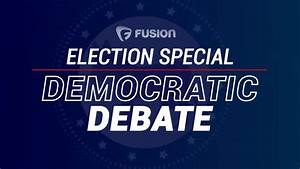 Recap: Democrats debate on Univision - NewscastStudio